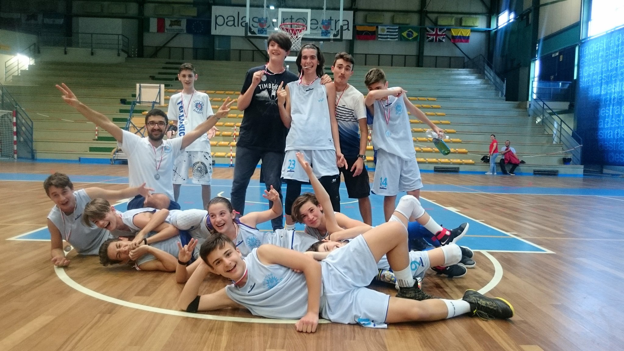 U14 F4 2017/18 Follonica Basket