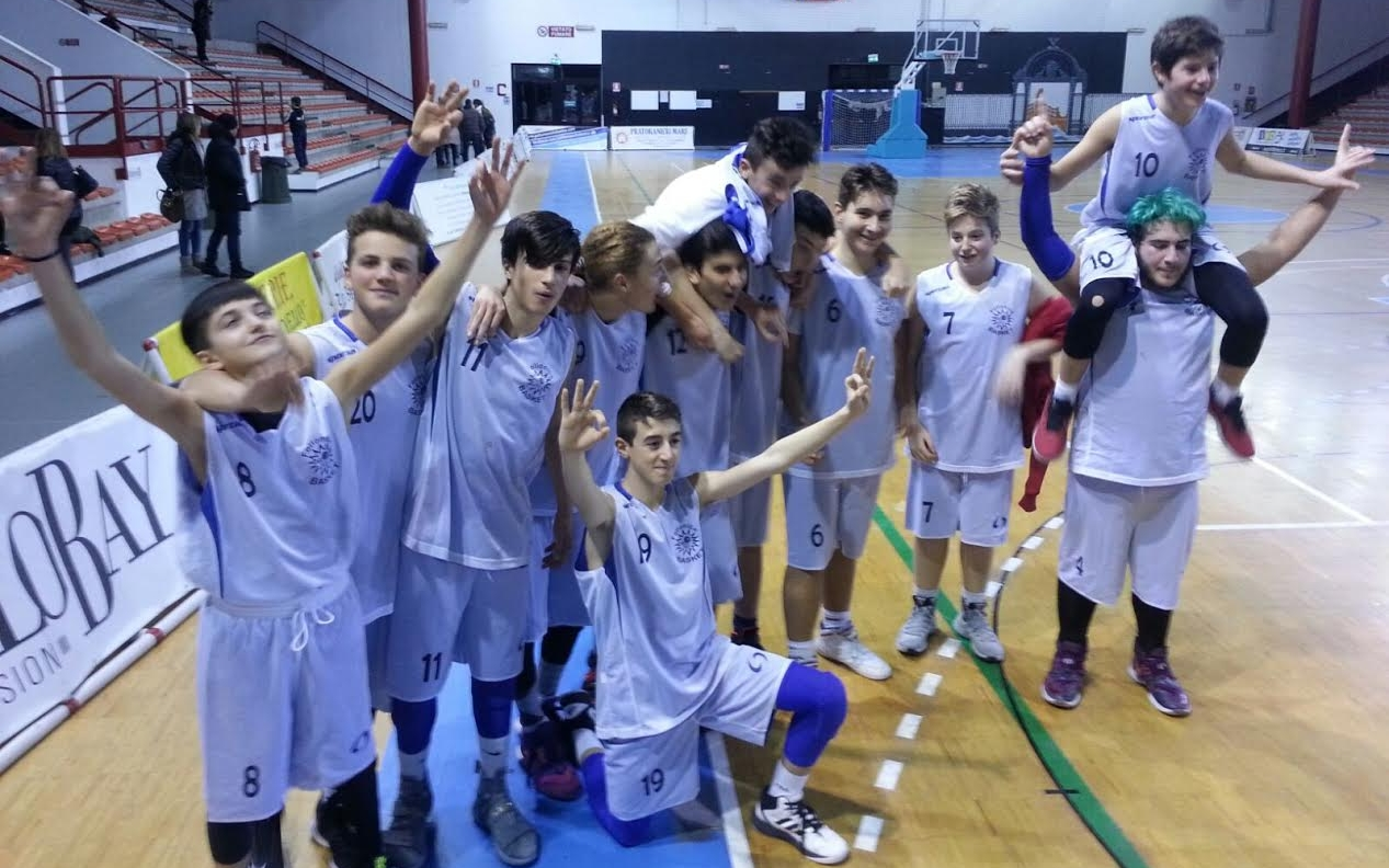 U15 2016/17 Follonica Basket