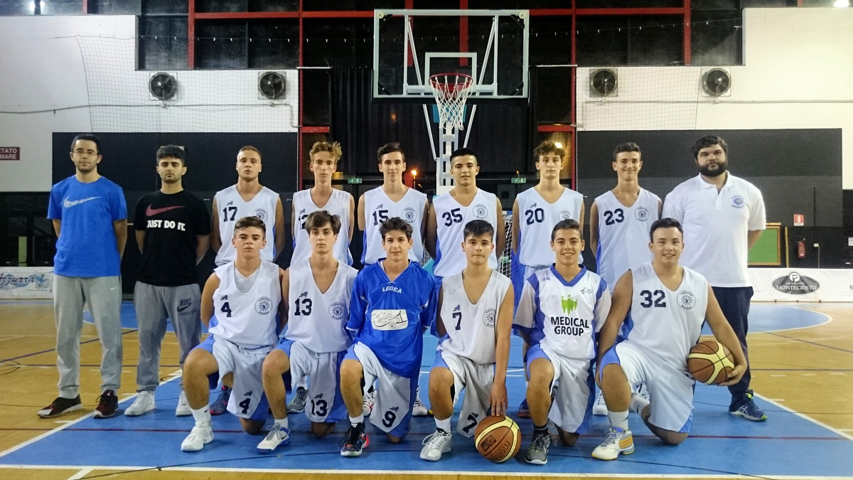 Under 18 2016/17 ASD Follonica Basket