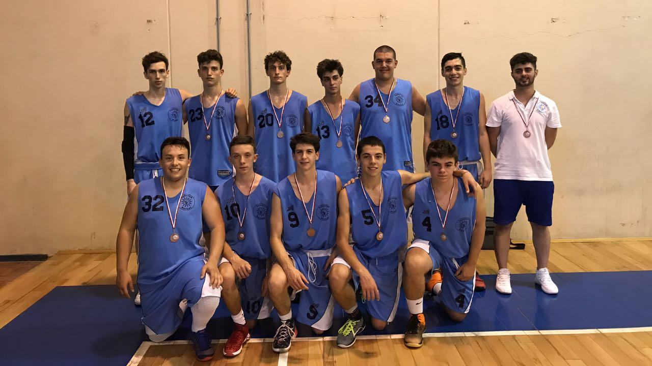 Under 18 alla Final 4 di Coppa Toscana 2017 - ASD Follonica Basket