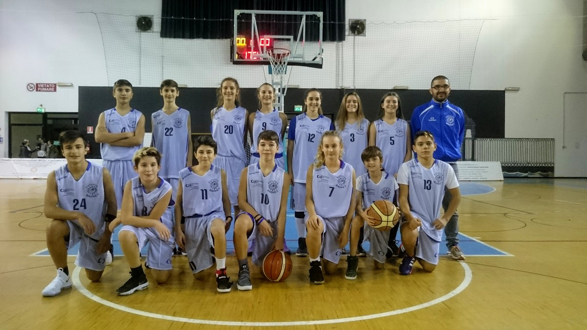Under 14 2017-18 - ASD Follonica Basket