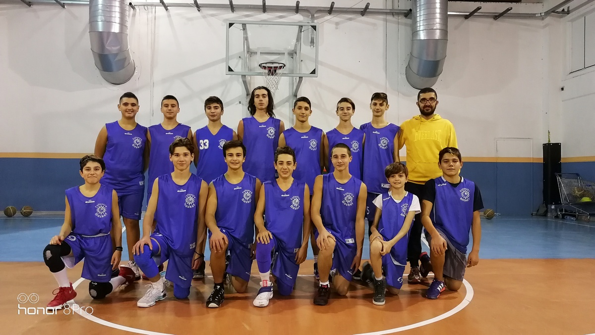 Under 15 2017/18 - ASD Follonica Basket