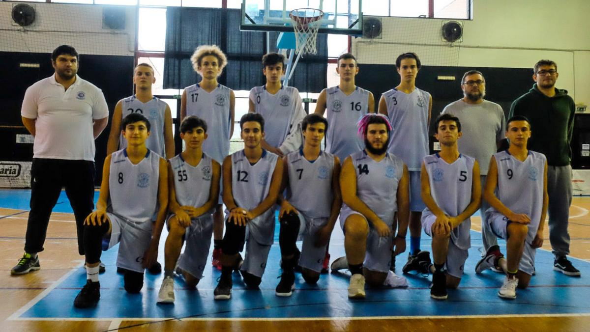 Under 18 Silver  2018/19 Follonica Basket