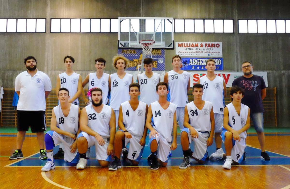 U18 2018/19 Follonica Basket