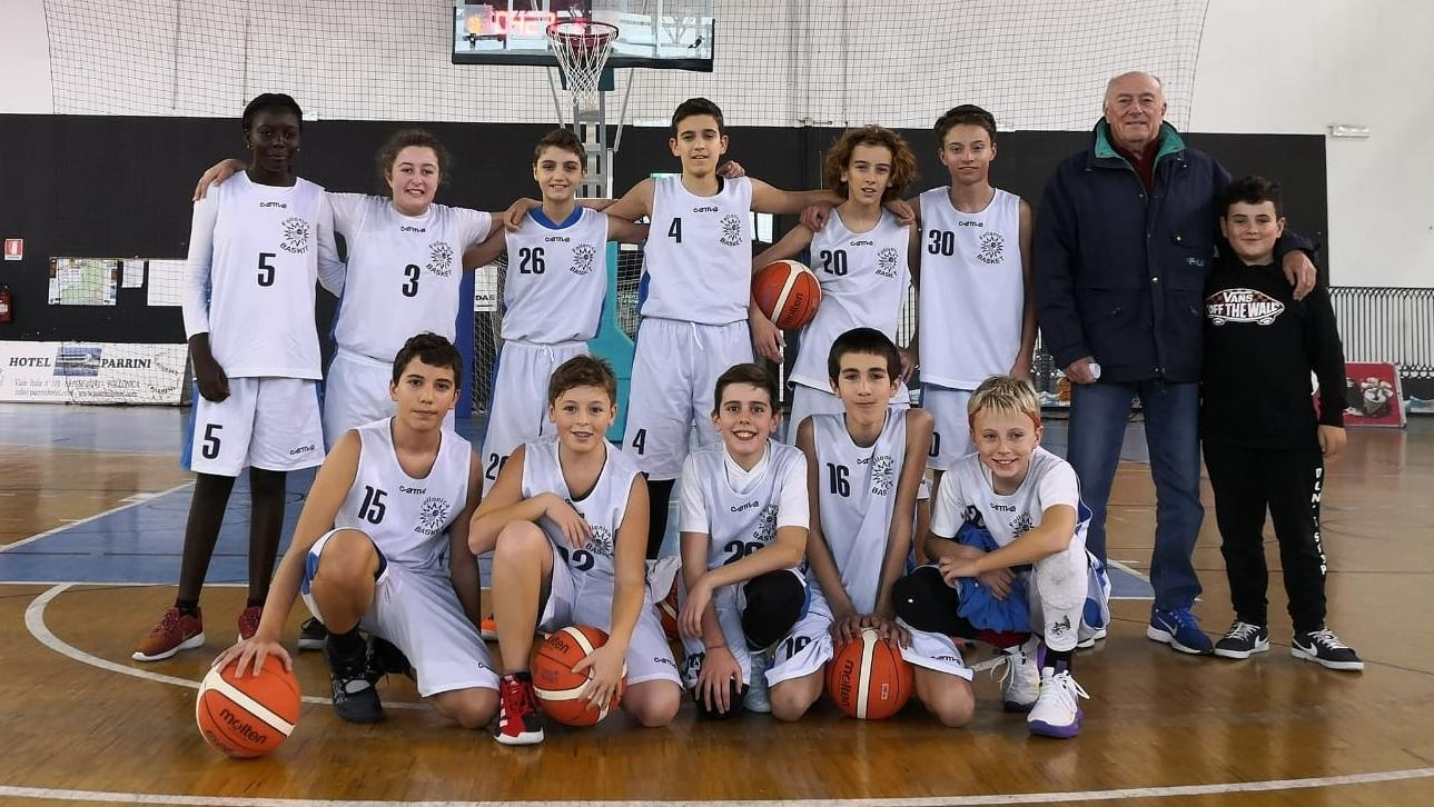 Under 13 2019/20 - ASD Follonica Basket