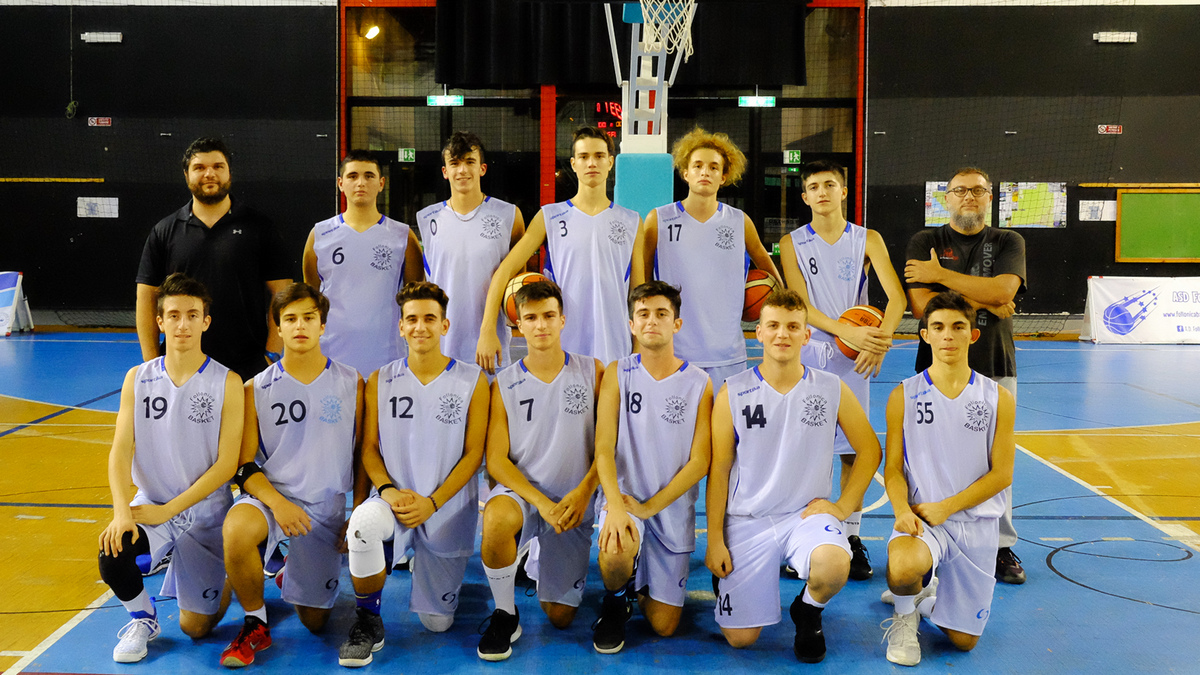 Under 18 Silver 2019/20 - ASD Follonica Basket