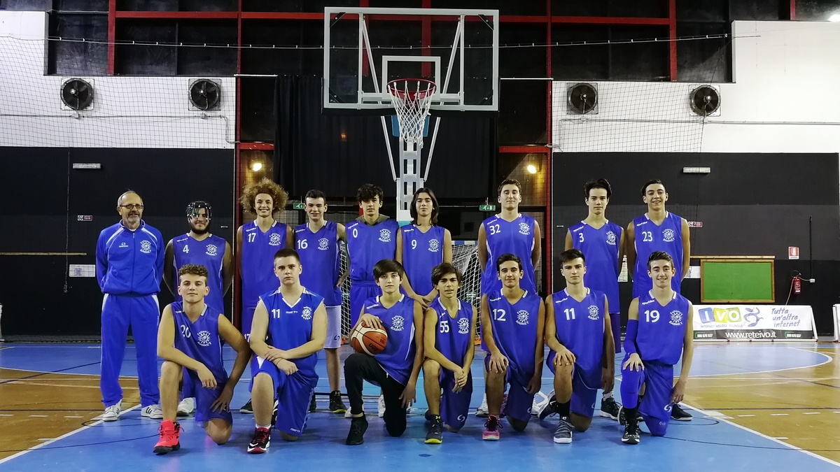 U16 Elite 2017/18 - ASD Follonica Basket