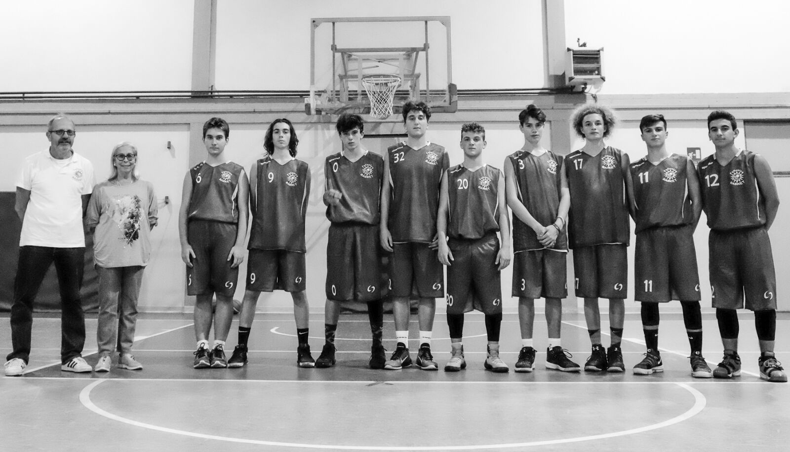 U16 Elite 2017/18 Follonica Basket